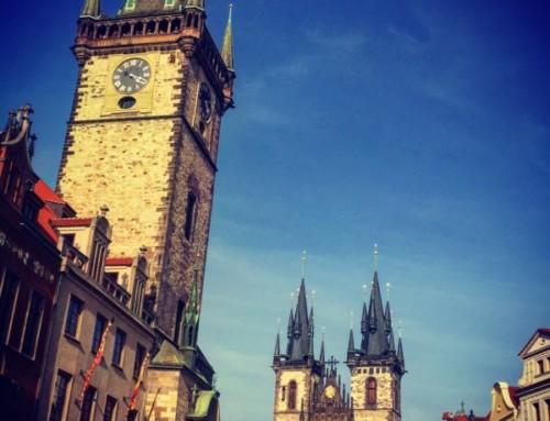 Prague – City of 100 Spires
