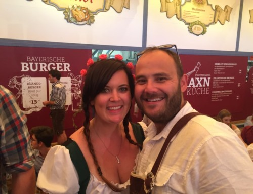 Oktoberfest in Munich!