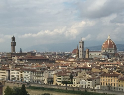 Florence, Italy- Birthplace of the Renaissance